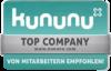 Personalberatung Xenagos ist kununu Top-Company